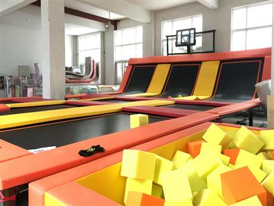 Trampoline Park Workshop