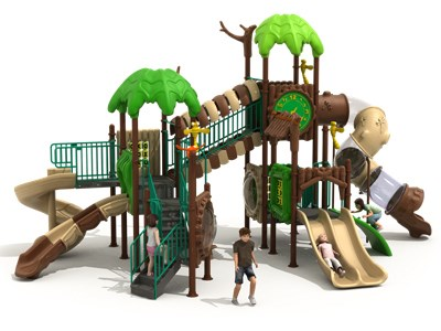 Primeval Forest Outdoor playgrond KW-7053A