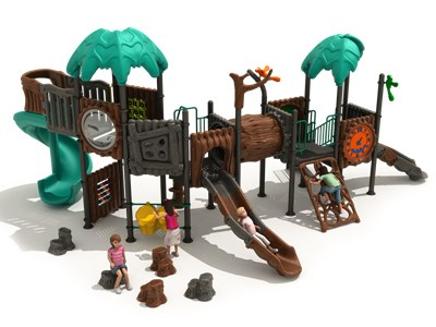 Smart Outdoor Playgrounds KW-7058A