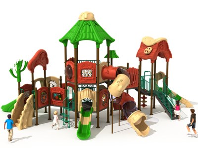 Kids Play Equipment with Best After-Sale KW-7069A