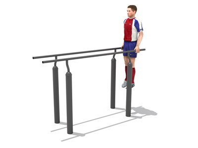 Parallel Bars KW-1043B