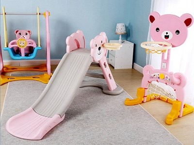 Plastic Slide for Toddler KW-5106