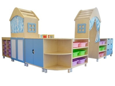 Wooden Furniture for Kindergarten KW-5005A