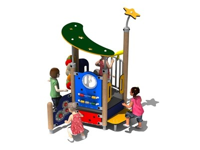 Moon & Star Infant Playground Equipment KW-7306A